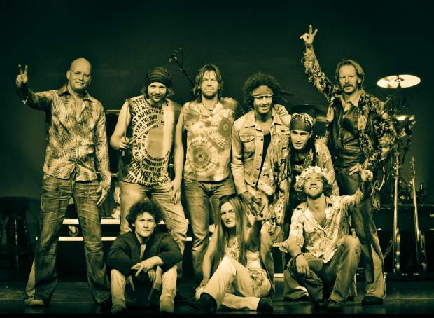 De Cast van Woodstock the Story