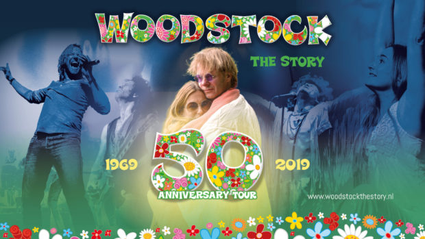 50 jaar Woodstock in het theater met Woodstock the Story