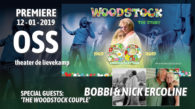 Bobbi & Nick Ercoline 'woodstock couple' at premiere woodstock the story 12-1-2019