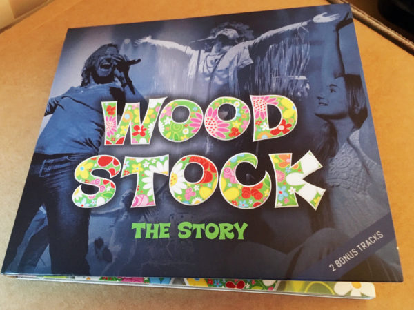 CD Woodstock the Story 50th Anniversary Edition