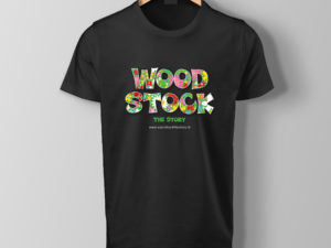 Tour T-Shirt Woodstock the Story