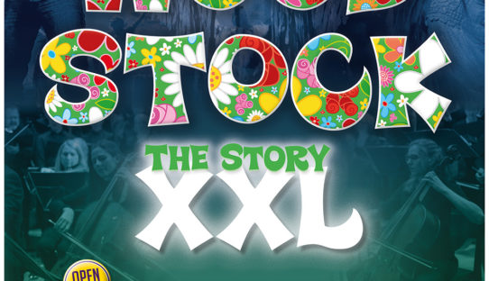 31 augustus: Woodstock the Story XXL | Hertme